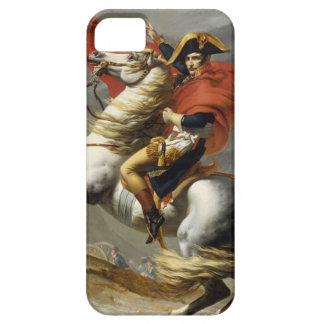 サンベルナール峠の壮大なパスを交差させているナポレオン iPhone SE/5/5s ケース