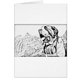 サンベルナール峠 カード