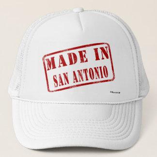 サン・アントニオで作られる キャップ