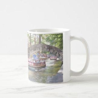 サン・アントニオの川の歩行 コーヒーマグカップ