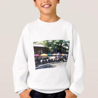 サン・アントニオの川の歩行 スウェットシャツ