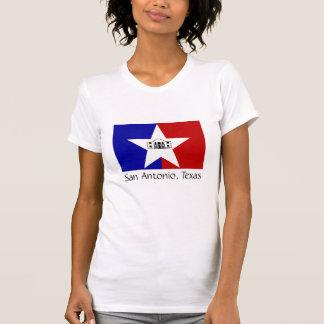 サン・アントニオの旗 Tシャツ