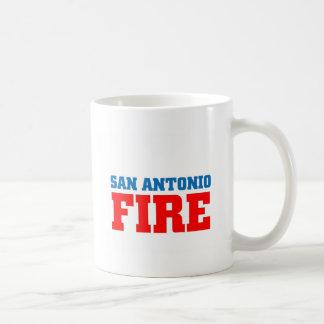 サン・アントニオの火 コーヒーマグカップ