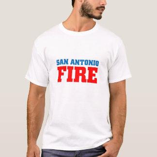 サン・アントニオの火 Tシャツ