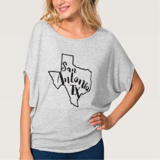 サン・アントニオテキサス州の州のTシャツ Tシャツ