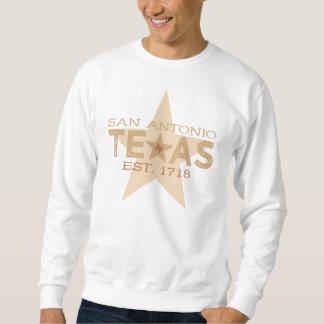 サン・アントニオテキサス州 スウェットシャツ