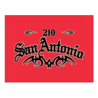 サン・アントニオ210 ポストカード
