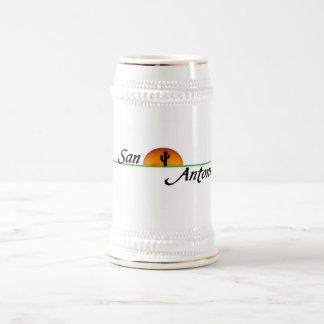 サン・アントニオ ビールジョッキ