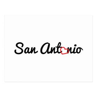 サン・アントニオ ポストカード