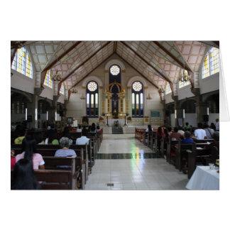 サン・アントニオdeパドゥア、Sulangan グリーティングカード