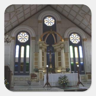 サン・アントニオdeパドゥア、Sulangan スクエアシール