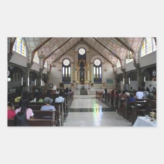 サン・アントニオdeパドゥア、Sulangan 長方形シール