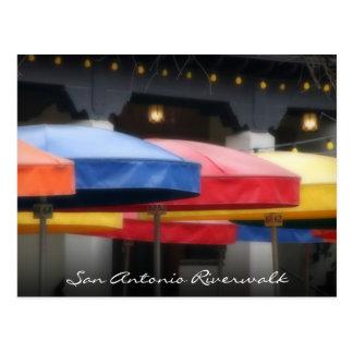 サン・アントニオRiverwalk ポストカード