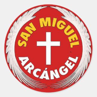 サン・ミゲルArcangel ラウンドシール