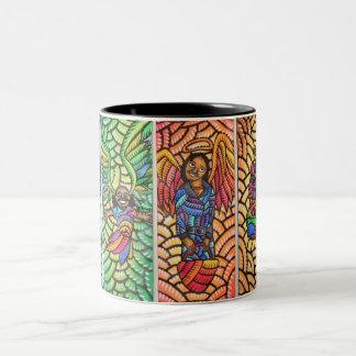 サンFransiscoの天使 ツートーンマグカップ