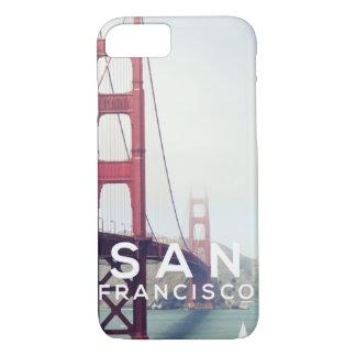 サンFransiscoを探検して下さい iPhone 8/7ケース