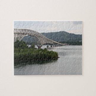 サンJuanico橋 ジグソーパズル