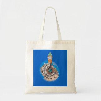 サンMarco少し惑星のバッグ トートバッグ