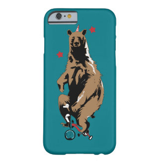 サーカスくま BARELY THERE iPhone 6 ケース