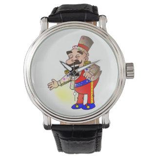 サーカスのシェフ 腕時計