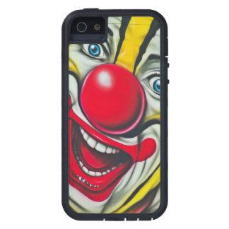 サーカスのピエロ iPhone SE/5/5s ケース