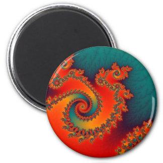 サーカスの三重の回転の磁石 マグネット