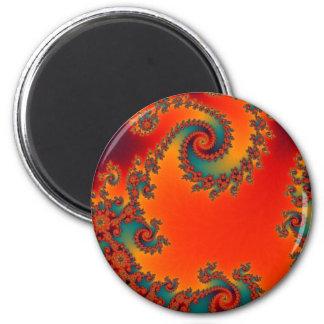 サーカスの二重螺線形の磁石 マグネット