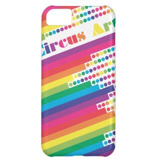 サーカスの芸術のiPhoneの場合 iPhone5Cケース