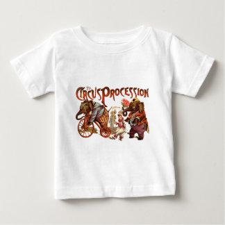 サーカスの行列 ベビーTシャツ
