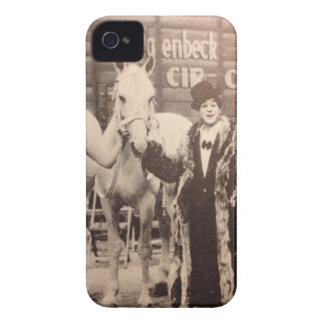 サーカスの馬及び人 Case-Mate iPhone 4 ケース