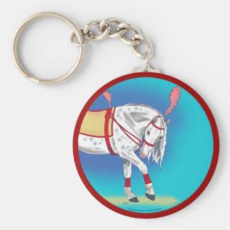 サーカスの馬 キーホルダー