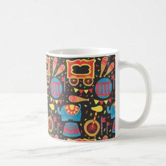 サーカスパレード コーヒーマグカップ