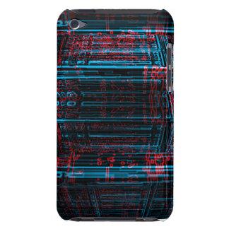 サーキットボードのグラフィック Case-Mate iPod TOUCH ケース