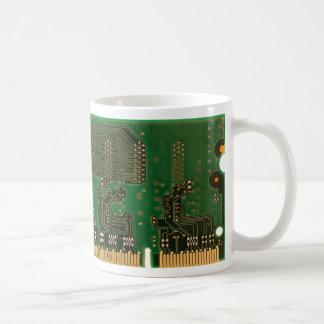 サーキットボードのマグ コーヒーマグカップ
