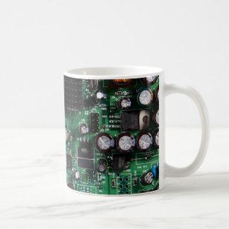 サーキットボード コーヒーマグカップ