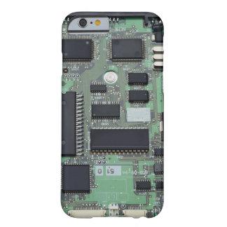 サーキットボード BARELY THERE iPhone 6 ケース