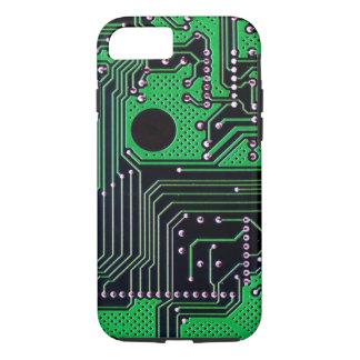 サーキットボード(PCB) -緑色 iPhone 8/7ケース