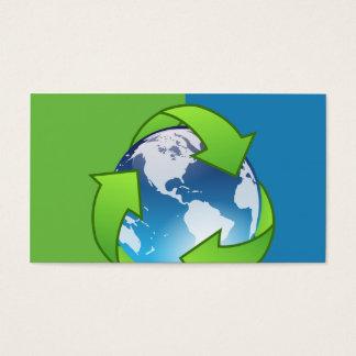 サービス地球の名刺のリサイクル 名刺