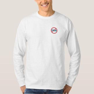 サーファーに妨害者をサーブPina Coladas食べ物を与えないで下さい! Tシャツ