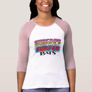 サーファーのこうもり Tシャツ