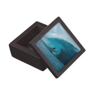 サーフィンの記念品箱 ギフトボックス