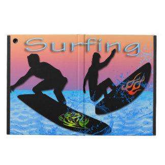 サーフィンのiPadの空気箱 iPad Airケース