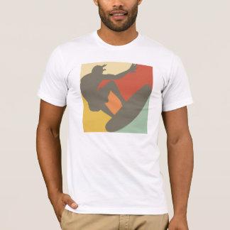サーフィンのTシャツ Tシャツ