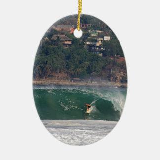 サーフィンメキシコ セラミックオーナメント