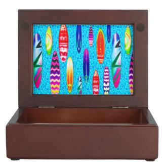 サーフボード1箱のギフト及び記念品箱 ジュエリーボックス