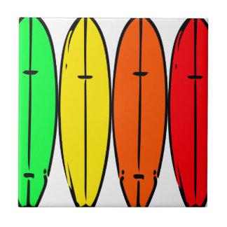 サーフボード タイル