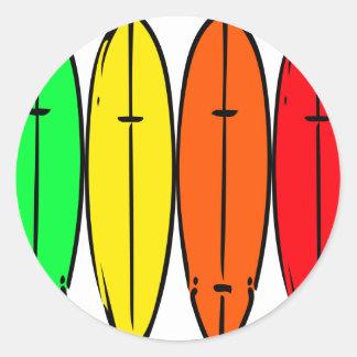 サーフボード ラウンドシール