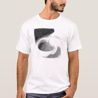 サーブの茶 Tシャツ