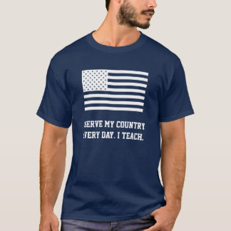 サーブ(暗い服装) Tシャツ