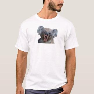 サーベルの歯のコアラ Tシャツ